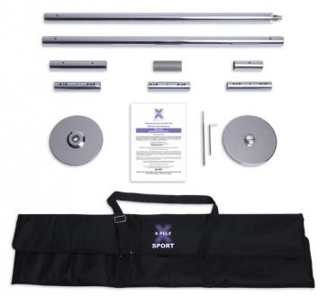 X-Pole SPORT Chrom